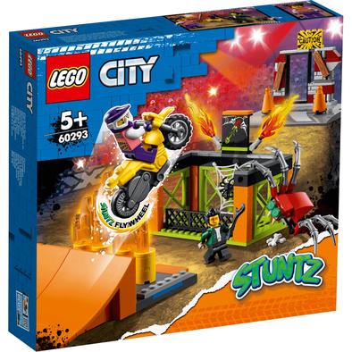 LEGO City Stunt Stunt Park 60293