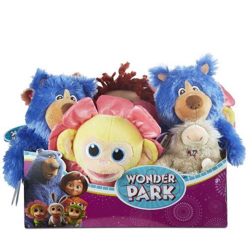 Wonder Park奇幻遊樂園絨毛角色 - 隨機發貨