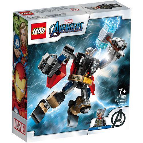 LEGO樂高 76169 Thor Mech Armor