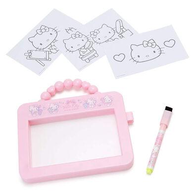 Hello Kitty凱蒂貓玩具亮燈繪圖板
