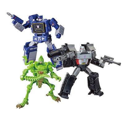Transformer變形金剛世代系列塞伯坦之戰K基本戰將組- 隨機發貨