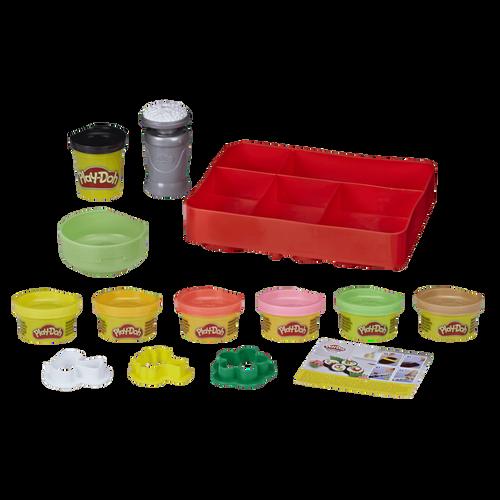 Play-Doh培樂多廚房系列 壽司遊戲組