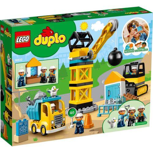 LEGO樂高 10932 施工現場組