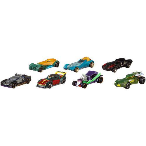 Hot Wheels風火輪 DC 漫畫版車款 - 隨機發貨