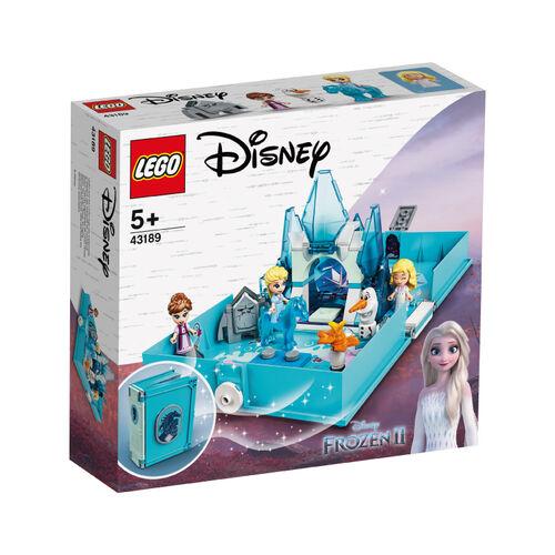 LEGO樂高 43189 Elsa and the Nokk Storybook Adventures