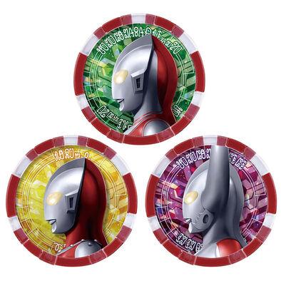 Ultraman超人力霸王 DX 超人徽章 傳說超人力霸王套組 02