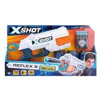 Zuru X-Shot6發輪轉發射器
