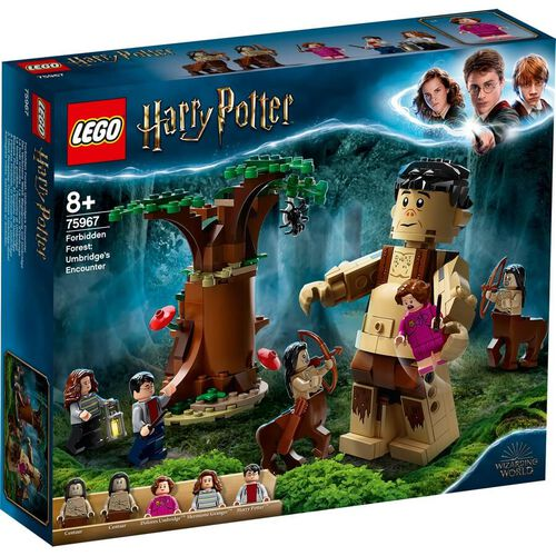 LEGO樂高 75967 FOrb Arcadeidden Forest: Umbridge's Encounter