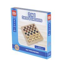 Play Pop 2合1西洋棋組
