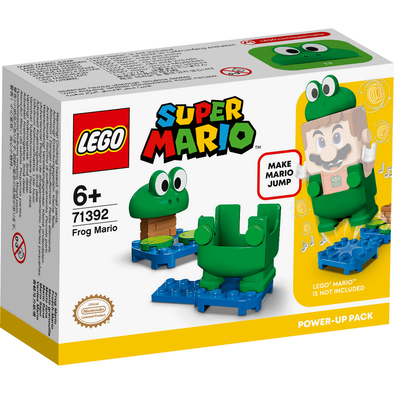 Lego樂高 71392 青蛙瑪利歐 Power-Up 套裝