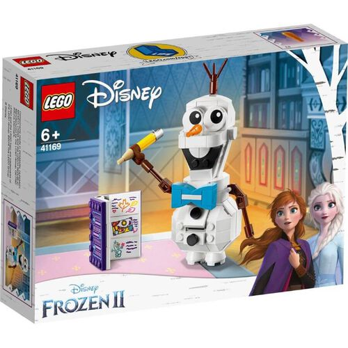 LEGO樂高 DISNEY 41169 Olaf 積木 玩具