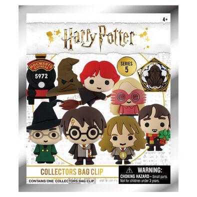Harry Potter哈利波特 3D收藏鑰匙圈s5