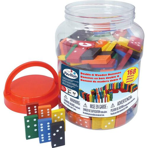 Pavilion 智趣樂骨牌遊戲桶