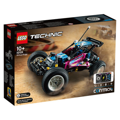 樂高積木Lego 42124 越野車