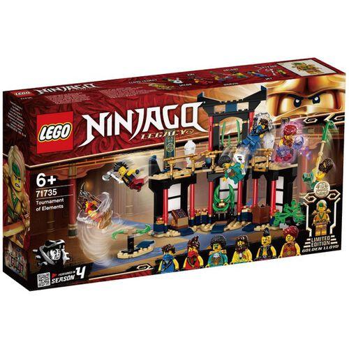 LEGO樂高 71735 元素擂台賽