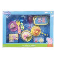 Peppa Pig粉紅豬小妹切蛋糕遊戲組