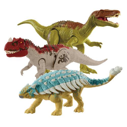 Jurassic World侏羅紀世界-咆哮恐龍系列