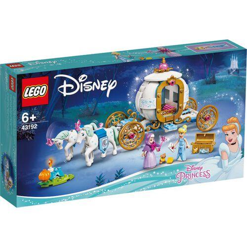 LEGO樂高 43192 Cinderella's Royal Carriage