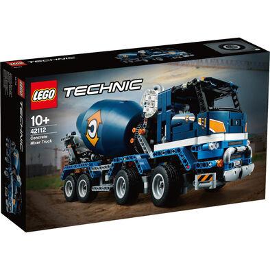 Lego樂高 42112 水泥攪拌車