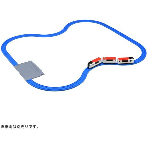 Plarail 火車 基本軌道變化入門組