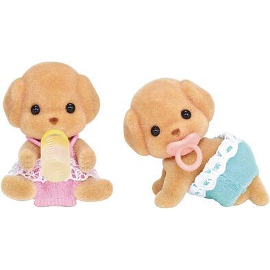 Sylvanian Families森林家族 玩具貴賓狗雙胞胎