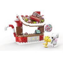 Banbao邦寶 史努比歡樂廣場系列 LN8012 巧克力糖果屋