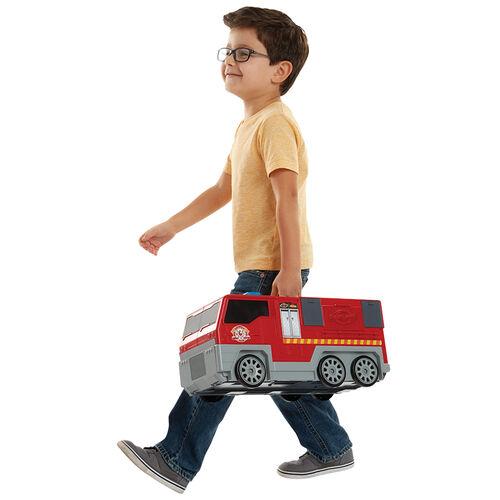 Fast Lane極速快線消防車遊戲組