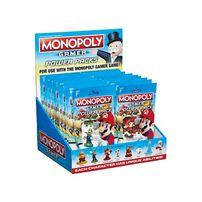 Monopoly地產大亨瑪利歐冒險大挑戰補充包 - 隨機發貨