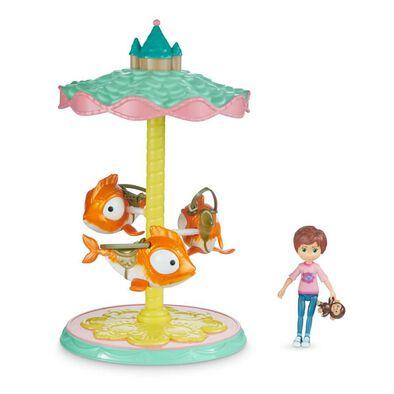 Wonder Park奇幻遊樂園旋轉飛魚組