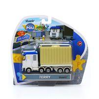 Robocar Poli波力救援小英雄 合金車系列TERRY