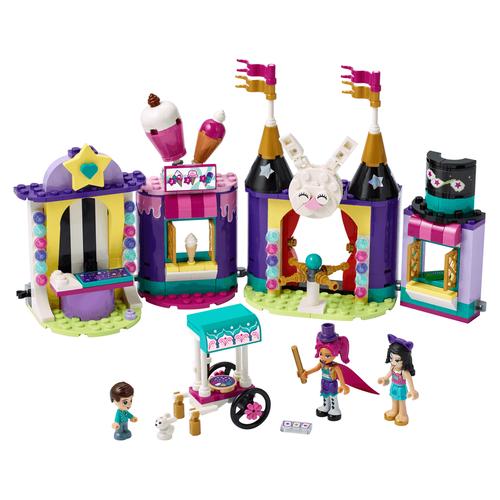 Lego樂高 41687 魔術樂園小站