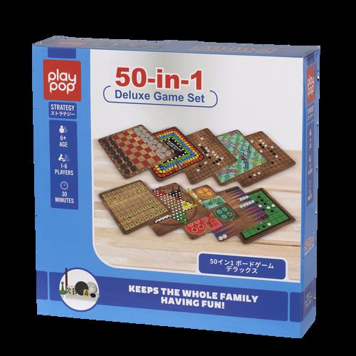 Play Pop 50款豪華桌遊組