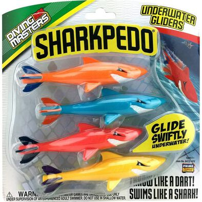 PRIME TIME 鯊魚水中玩具
