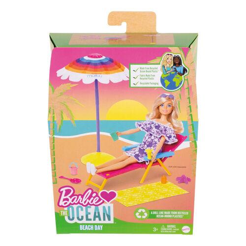Barbie芭比愛海洋遊戲組- 隨機發貨