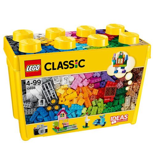 LEGO樂高經典系列 10698 大型創意拼砌盒