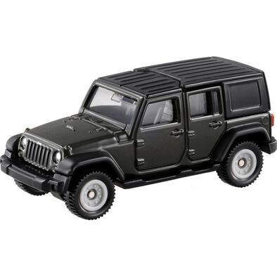 Tomica多美 No﹒80 Jeep Wrangler