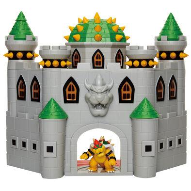 Nintendo任天堂 2.5吋庫巴城堡冒險組