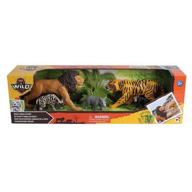 Wild Quest 野生動物模型組