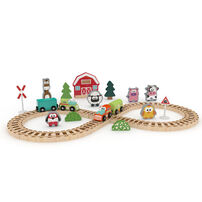 J'adore 小小農場火車軌道組
