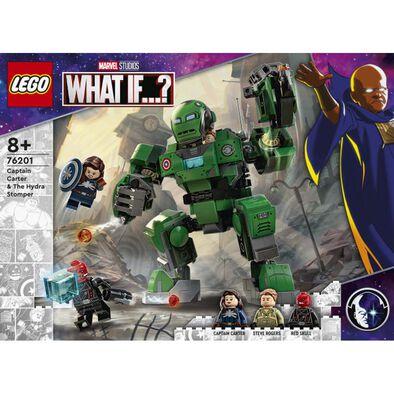 LEGO樂高 Captain Carter & The Hydra Stomper 76201