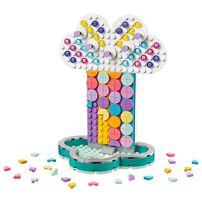 LEGO樂高豆豆系列彩虹豆豆珠寶架 41905
