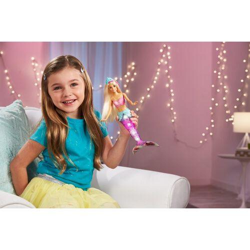 Barbie芭比夢托邦水中美人魚
