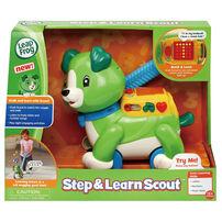 LeapFrog走走歌唱Scout