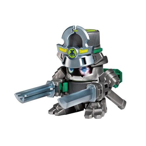 Bottleman激鬥瓶蓋人 BOT-14 冷鋼玉露武士