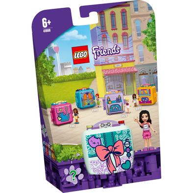 Lego樂高 41668 休閒秘密寶盒-艾瑪與時尚