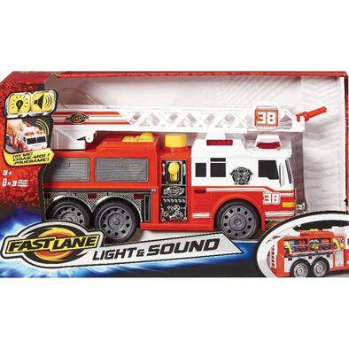 Fast Lane極速快線聲光消防車
