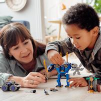 Lego樂高 Ninjago 71740 阿光的電氣機器人