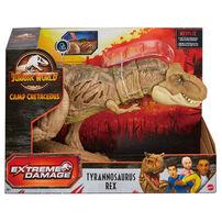 Jurassic World侏羅紀世界 戰損暴龍