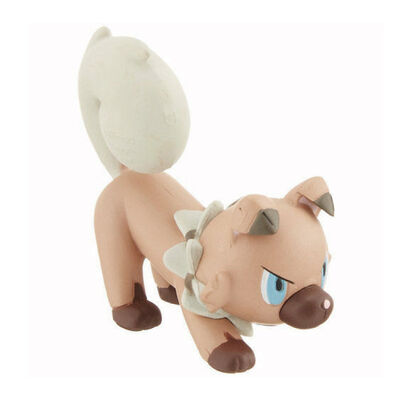 Pokemon寶可夢 Moncolle-Ex Pcc-22 岩狗狗