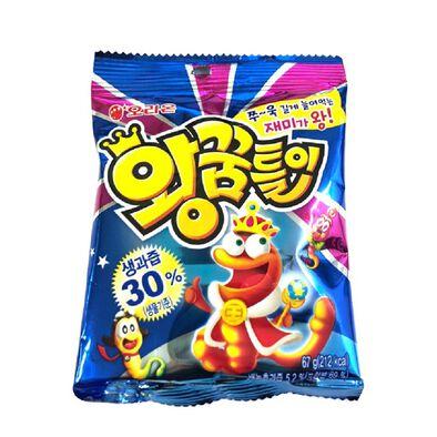 韓國好麗友 毛毛蟲水果軟糖